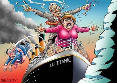 After Brexit: Germany and France May Begin to Follow Their Pro-Russian Instincts   Global politics   Scoop.it