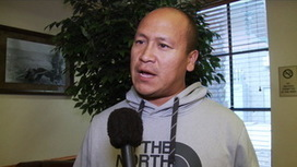 Why Is North Dakota Strip-Searching Dakota Access Pipeline Protesters Charged with Misdemeanors? | Biidaajimowin Baakiiginigan | Scoop.it