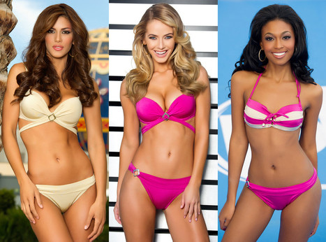 Miss Universe Contestants Share Beauty Routines & Fears | Love | Scoop.it