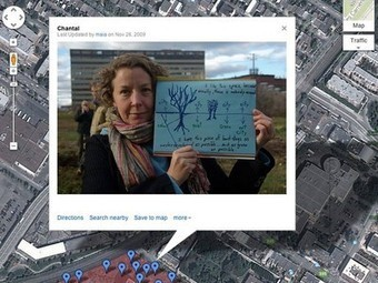 Wild City Mapping: Interactive online sharing of wild urban spaces (Video) - Treehugger | DataPolis | Scoop.it