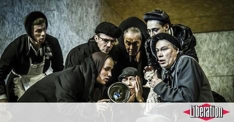 Avignon, le chemin des drames : Les âmes mortes d'après Gogol, mise en scène Kirill Serebrennikov | Revue de presse théâtre | Scoop.it