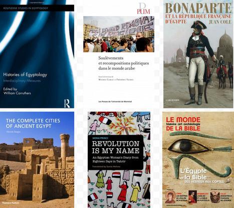 Quelques suggestions de lecture : ouvrages récents sur l'Égypte et l'égyptologie   Égypt-actus   Scoop.it