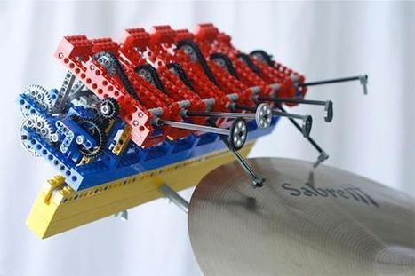 Will Legos Replace EDM DJs? - Vibe | Heron | Scoop.it