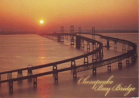 Chesapeake Bay Bridge Tunnel | The Blog's Revue by OlivierSC | Scoop.it
