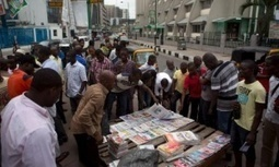 Nigerian opposition candidate leads in election as governing party cries foul   AP Human Geography   Scoop.it