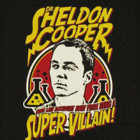 SheldonShirts.com - Sheldon T-Shirts from Big Bang Theory | All Geeks | Scoop.it