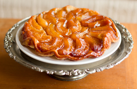 Apple Tarte Tatin | dramatic pancake | bring something to the table | Toutes les Choses Délicieuses et Chic de Rum Cake Lounge | Scoop.it