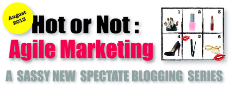 Hot or Not: Agile Marketing | Spectate | Agile Marketing | Scoop.it
