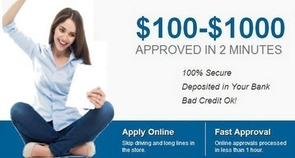 Top Characteristics That Makes 1 Hour Cash Loans An Ideal Choice To Pick In Dire Need! – Medium | Cash Loans | Scoop.it