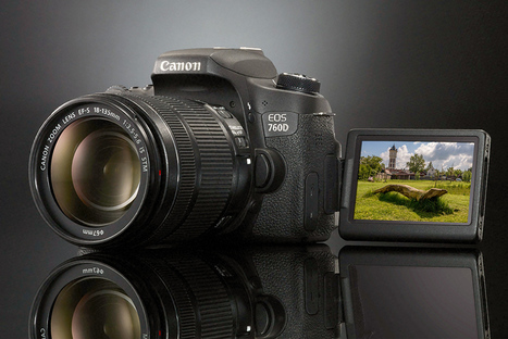 Review Canon EOS 760D/750D | Cameratest & Camera review | Scoop.it