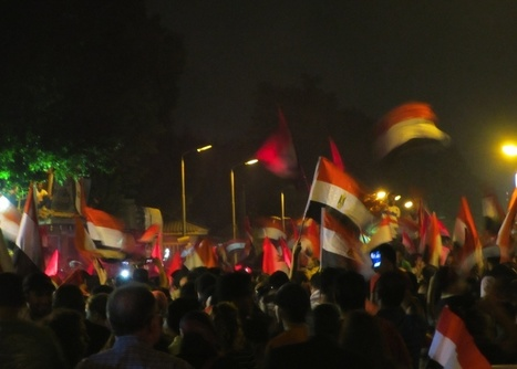 Political Stability and Military Intervention in Egypt | Papers | Scoop.it