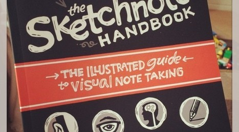 I don't write anymore, I sketch #sketchnote | Free Education | Scoop.it