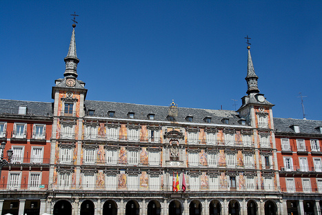 Information About The Plaza Mayor in Madrid Spain | Madrid Trending Topics and Issues | Scoop.it