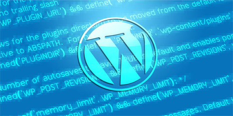 5 Things You Didn't Know You Could Do With The WordPress Config File | Wordpress | Scoop.it
