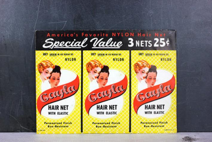 Gayla Hair Nets | Kitsch | Scoop.it