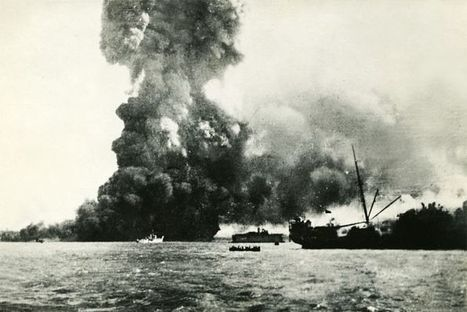 Bombing of Darwin: 70 years on - ABC News (Australian Broadcasting Corporation) | World War II; Darwin Bombings | Scoop.it