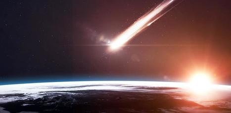 Ancient asteroid impacts yield evidence for the nature of the early Earth | SciFrye | Scoop.it