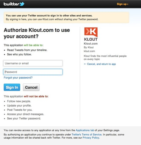 The Klout Story – Are You Reading Between The Lines? | Business 2 Community | Social media culture | Scoop.it
