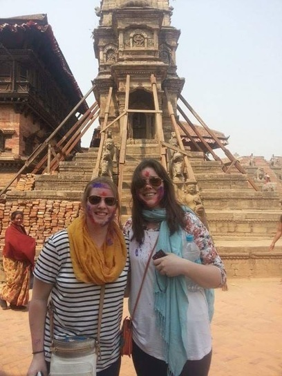 "Review Alexis Bailey Volunteer in Nepal Kathmandu PreMed Program | ""#Volunteer Abroad Information: Volunteering, Airlines, Countries, Pictures, Cultures"" 