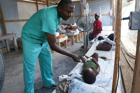 PIH's Response to Cholera in Haiti | The Total Sanitation Campaign in Haiti | Scoop.it