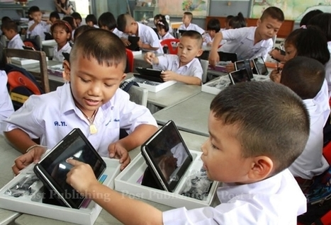 Schools ordered to take back tablets - Bangkok Post | Leadership for Mobile Learning | Scoop.it
