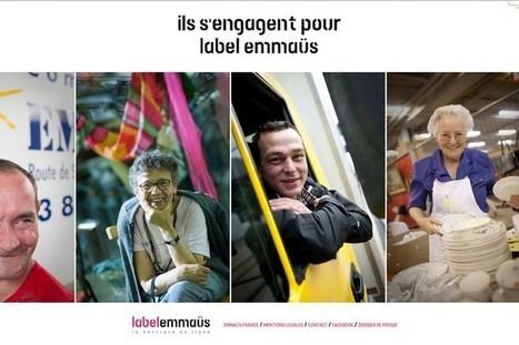 Emmaüs ouvre son site de vente en ligne solidaire le 1er octobre | E-commerce et E-marketing | Scoop.it