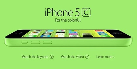 Blue iPhone 5c unboxed and powered on in a Chinese video - tech-Trix | tech-news | Scoop.it