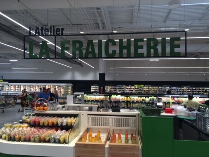 Start-up: La Fraîcherie, le fast-food des fruits et légumes en supermarché   Changement de l'entreprise   Scoop.it