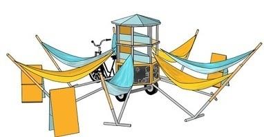 Crowdfunding : Des bibliothèques ambulantes et écolo dans les villes (IDBOOX) | Preparation concours assistant | Scoop.it