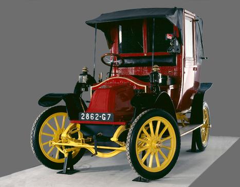 Taxi de la Marne - Musée de l'Armée | 1ES3Levalloisguerre | Scoop.it