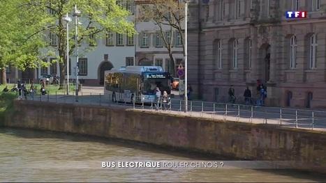 Paris et Strasbourg à l'essai d'un bus électrique : rouler chinois, bientôt une réalité ? | Strasbourg Eurométropole Actu | Scoop.it