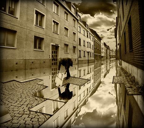 Anlagd översvämning - Erik Johansson   Studio photography   Scoop.it