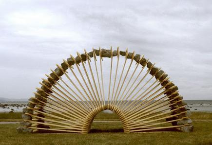 "André Lapointe: ""Ark"" | Art Installations, Sculpture, Contemporary Art | Scoop.it"