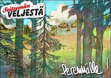 seitsemanveljesta.net | Suomen tähden | Scoop.it