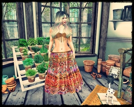 Moda no SL by Luah Benelli: [GG] and MM | Finding SL Freebies | Scoop.it