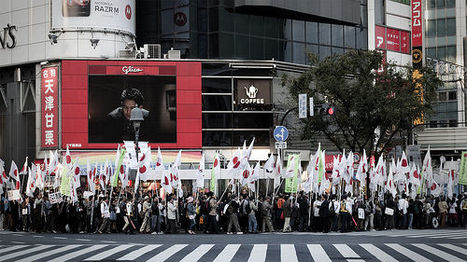 Op-Ed: Japanese activists make a stand for Taiji | Rhino poaching | Scoop.it