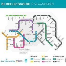 De deeleconomie, van hebben naar delen: de Bond Beter Leefmilieu stelt 65 maatregelen voor | VMx | Limburg klimaatneutraal | Scoop.it