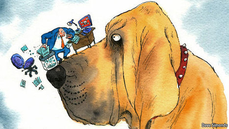 The bloodhounds of capitalism | Politics economics and society | Scoop.it