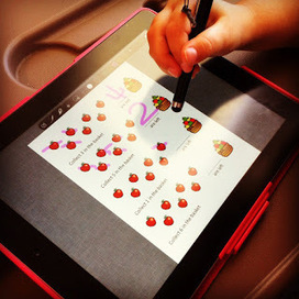 Transferring worksheets to your iPad (plus freebie!) - Creative Learning Fun | Assistive Technology for students with Special Needs | Scoop.it