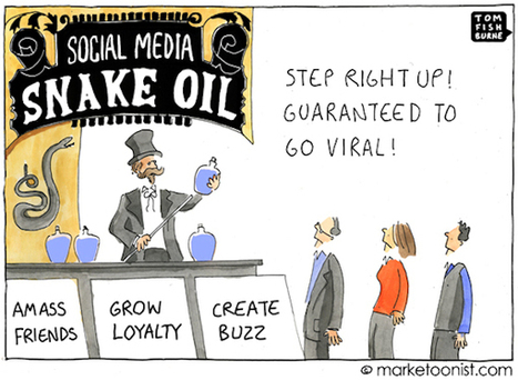 For Pete's Sake, Brands, Stop Focusing on Viral | Marketing Strategy and Planning | Scoop.it