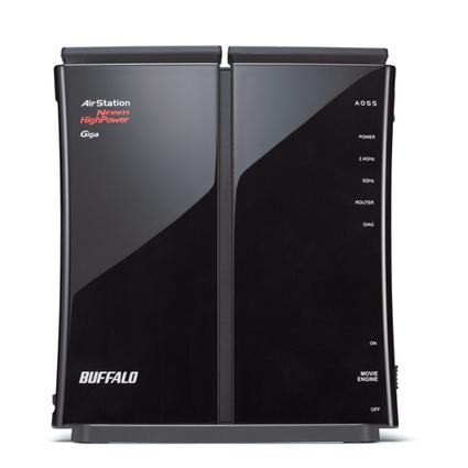 Bộ phát Wifi Buffalo WZR 600DHP phát sóng cực khỏe, giá rẻ ưu đãi. | deptrai | Scoop.it