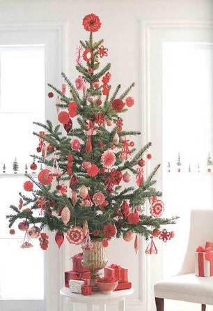 Christmas Tree Decorating Ideas | Home Decorating Ideas | Scoop.it