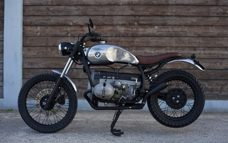 Nimrod By FMW | Cafe racers chronicles | Scoop.it