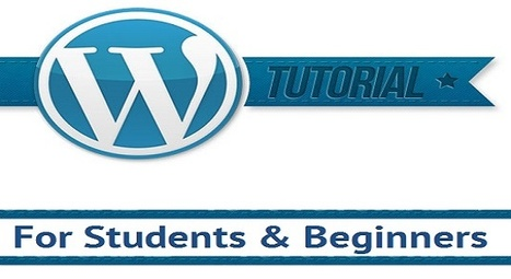 WordPress Tutorials for Students and Beginners | SEO | Scoop.it
