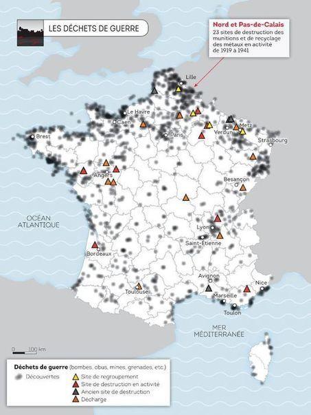 L'«Atlas de la France toxique» dresse l'inventaire des sites les plus pollués | NPA - Agriculture-Alimentation | Scoop.it