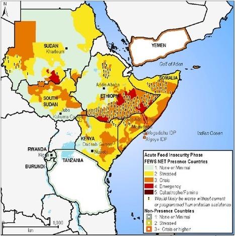 Food security worsens in Sudan – 16 million people face stressed ... | DuPont ASEAN | Scoop.it