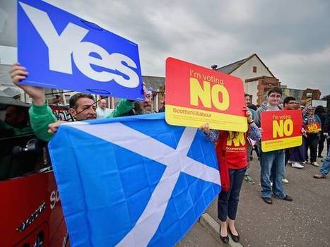 The support for Scottish independence is getting stronger | My Scotland | Scoop.it