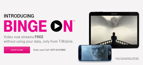 T-Mobile in Talks to Add Facebook to Binge On | Mobile Video Challenges Worldwide | Scoop.it