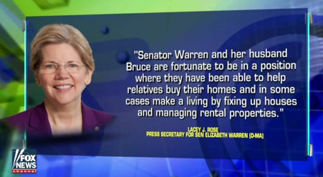 Warren And Trump In War Of Words Over Housing Crisis | Conservative Politics | Scoop.it