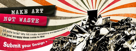 ScrapLab Design Contest | Crowdsourcing Contests | Scoop.it